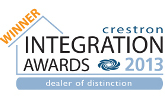 Crestron Award Winners 2013