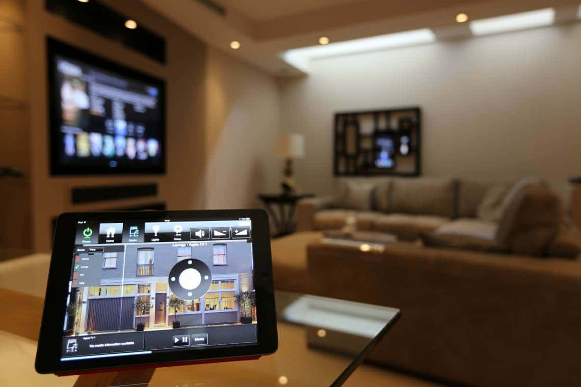 A fully equipped Smart Home in Londonin London