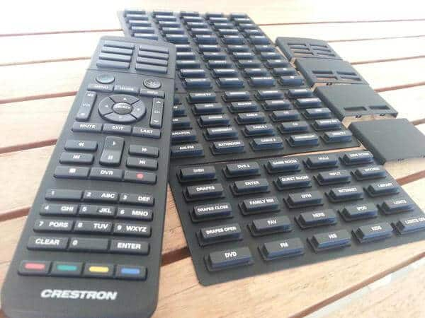 Crestron Remotes - Crestron Remote Controls