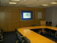 Exeter Friendly Boardroom