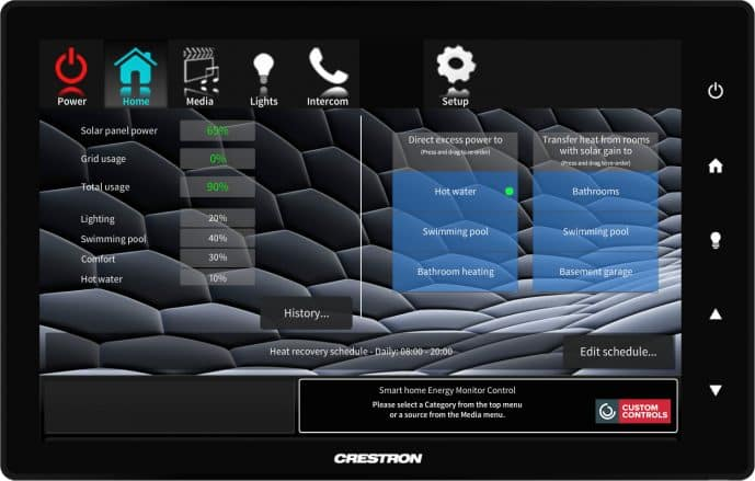 Crestron Programming & Design