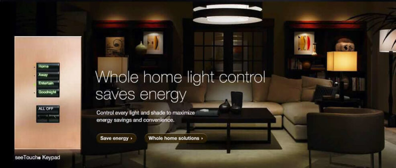Lutron 800x339 - The Custom Controls Home Blog - Informal Articles & Inspiration
