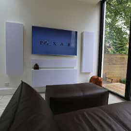 Home Cinema: London