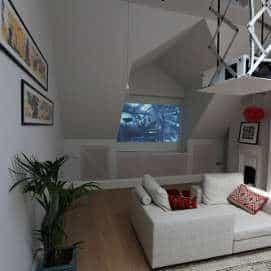 Attic Home Cinema in North London