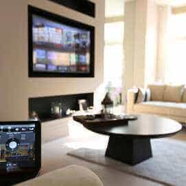 One of our Smart Home's in London