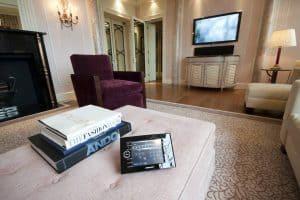 Crestron Install W1 - Claridges AV in Living Room