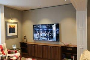Living Room Home Cinema Belgravia SW1