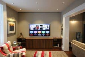 Living Room Home Cinema Install Belgravia SW1
