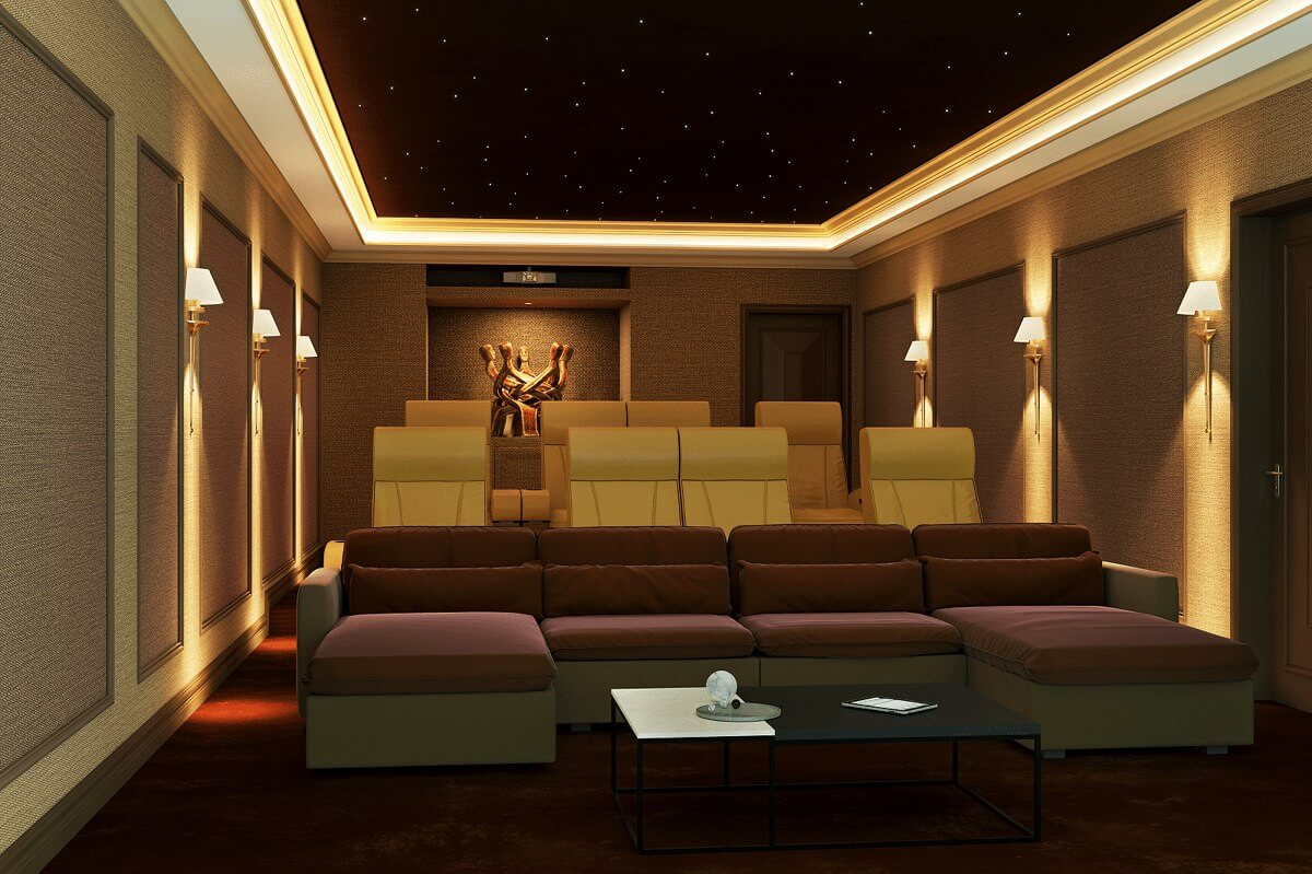 GhanaCinema - Home Cinema Design for Ghana