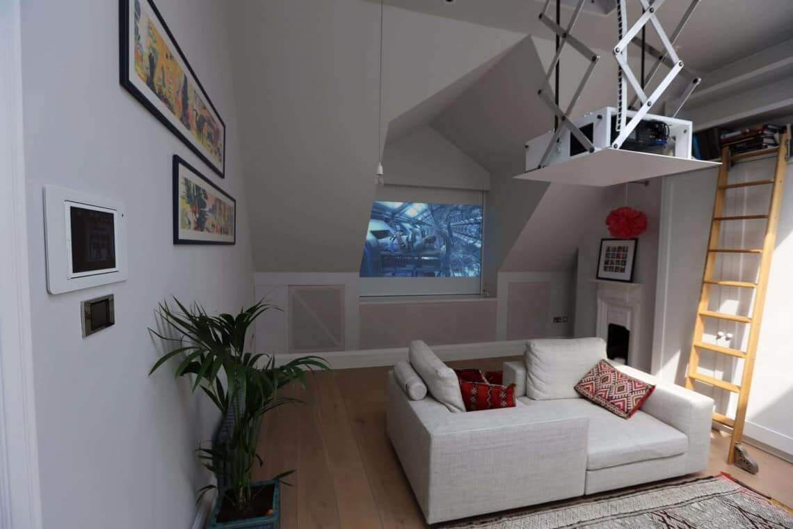 Attic Home Cinema London