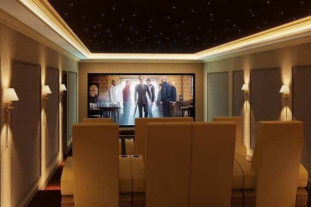 Bespoke Home Cinema Room