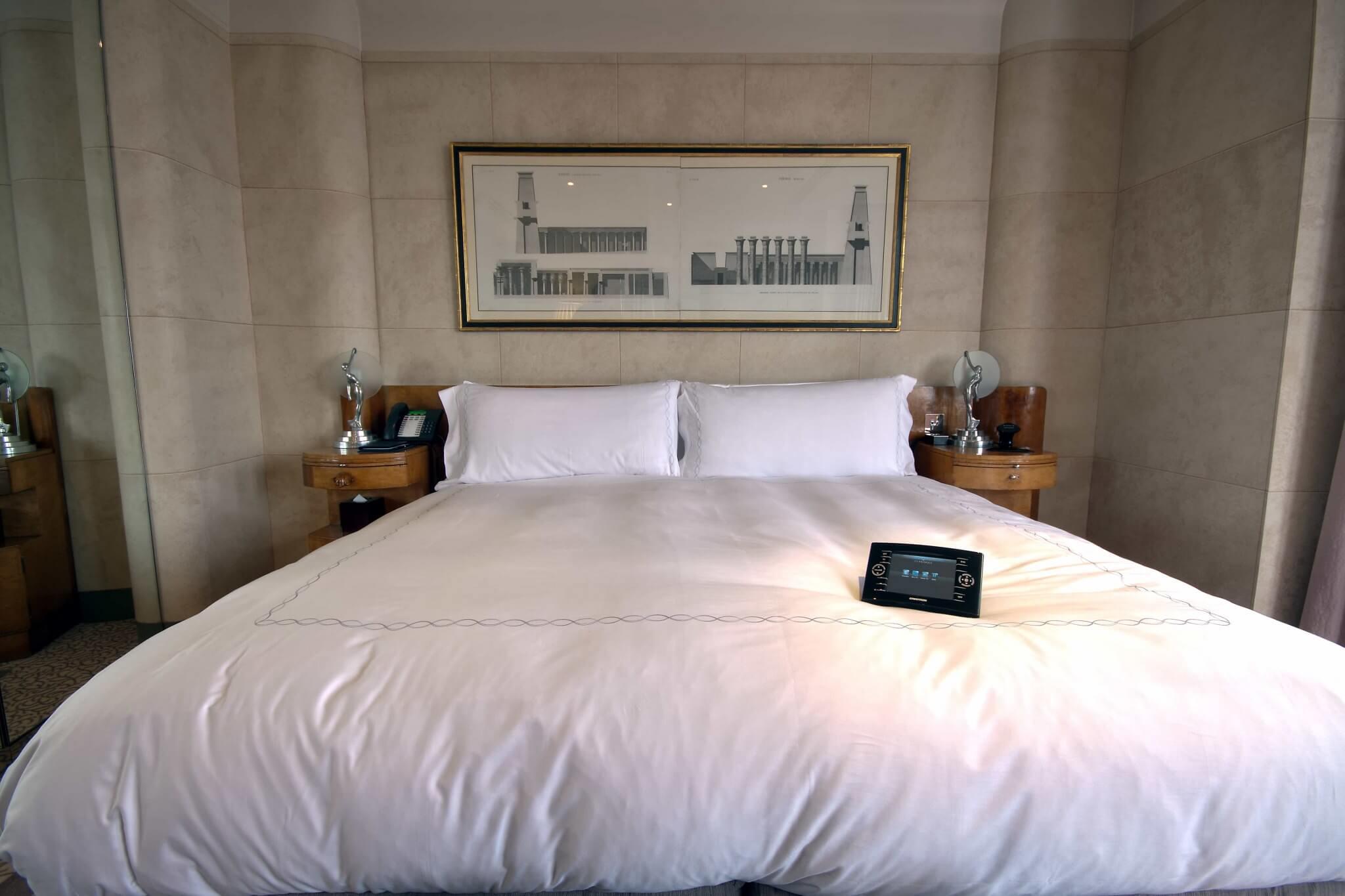 Crestron Installation Claridges Hotel Penthouses