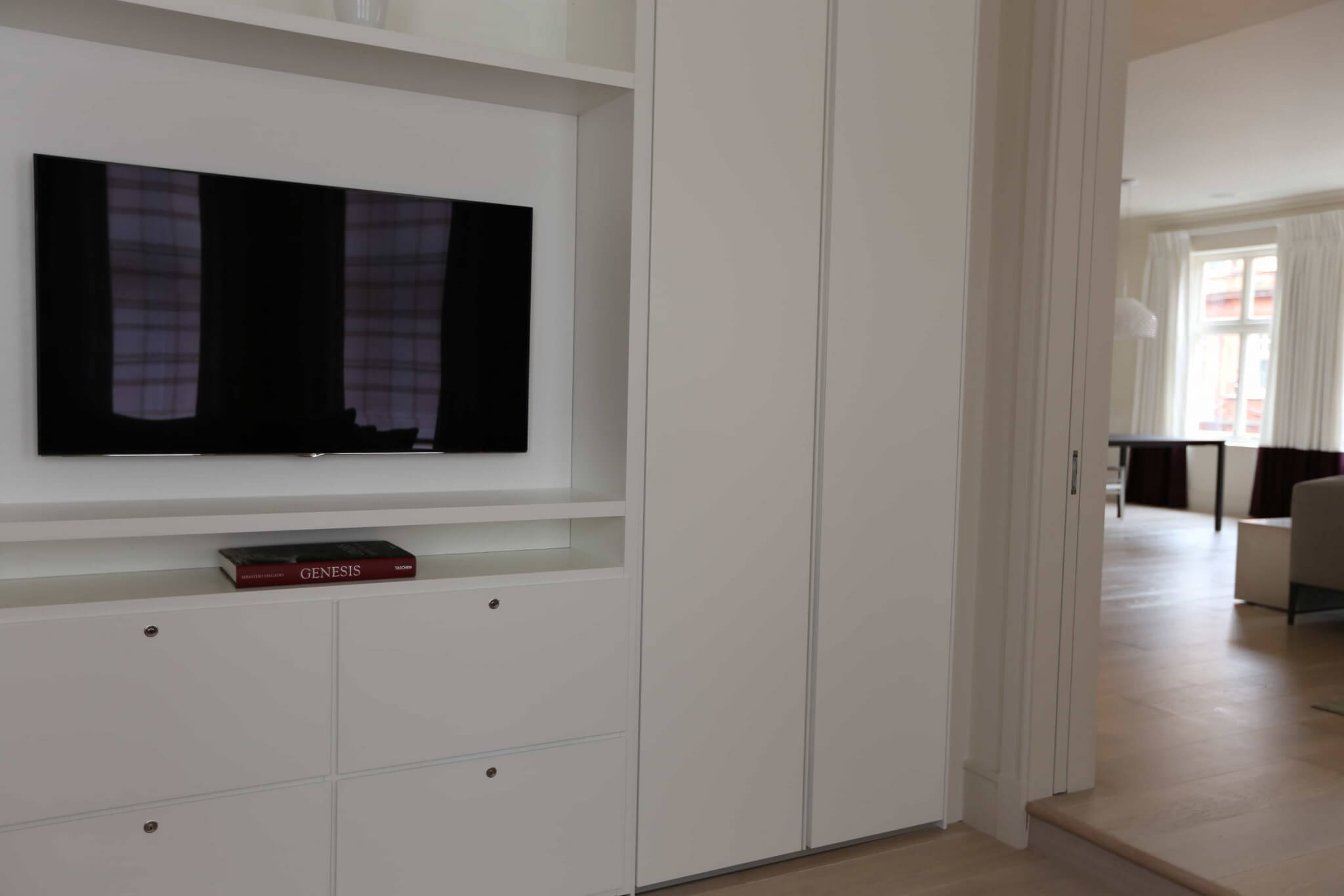 Family Room AV in Mayfair
