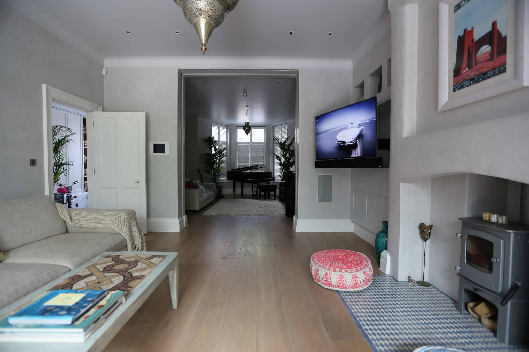 Home Entertainment Installation London