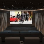 Cheshire Home Cinema Installation Front View