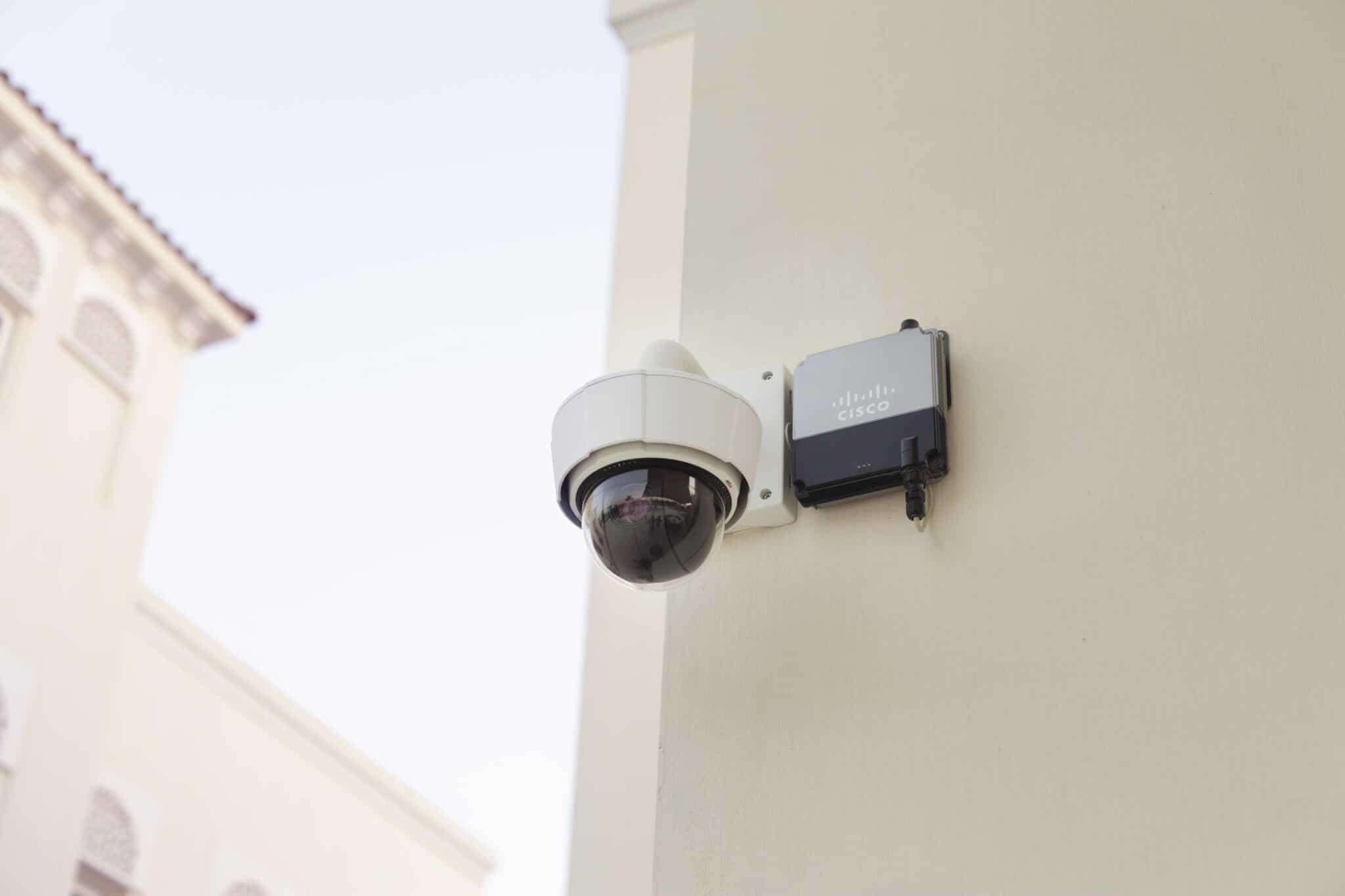 High End CCTV Installation