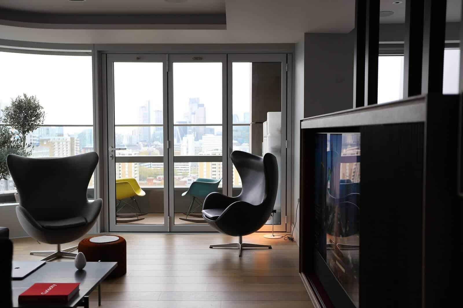 City of London Living Room Cinema