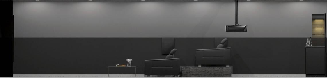 Home Cinema Design - Cinema Layout