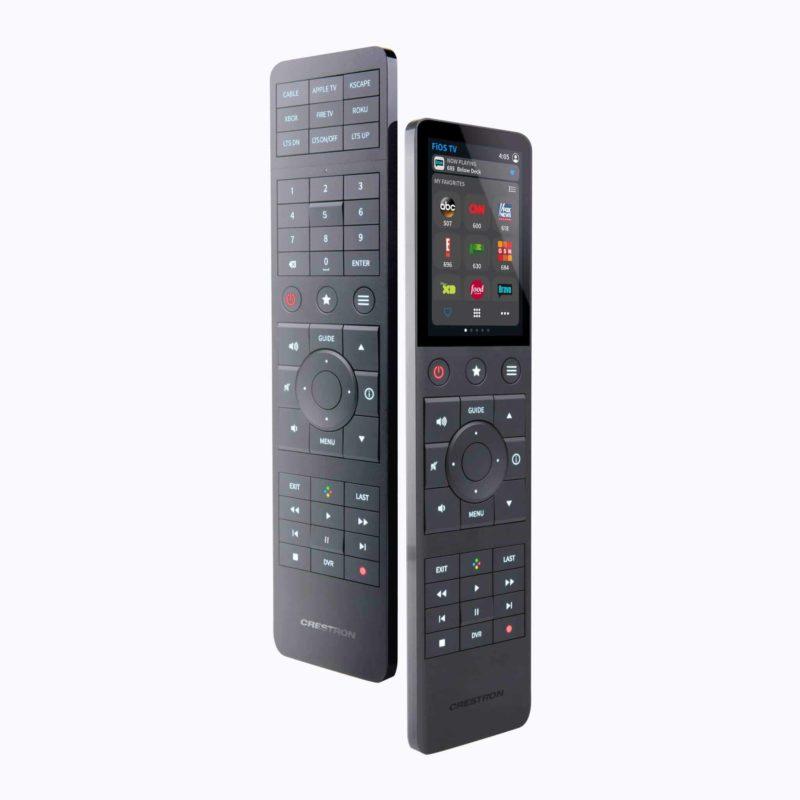 NewCrestronRemoteControls 800x800 - New Crestron Remote Controls
