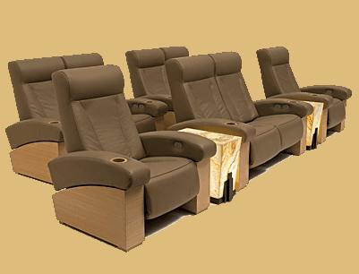 Cineak Fortuny Cinema Seating
