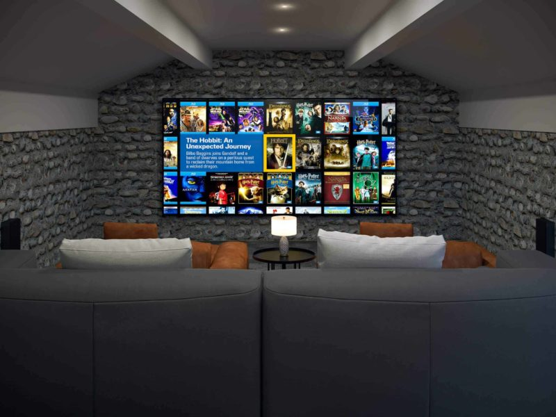 Lake District Home Cinema Installation 1 800x600 - Case Study: Lake District Home Cinema Installation