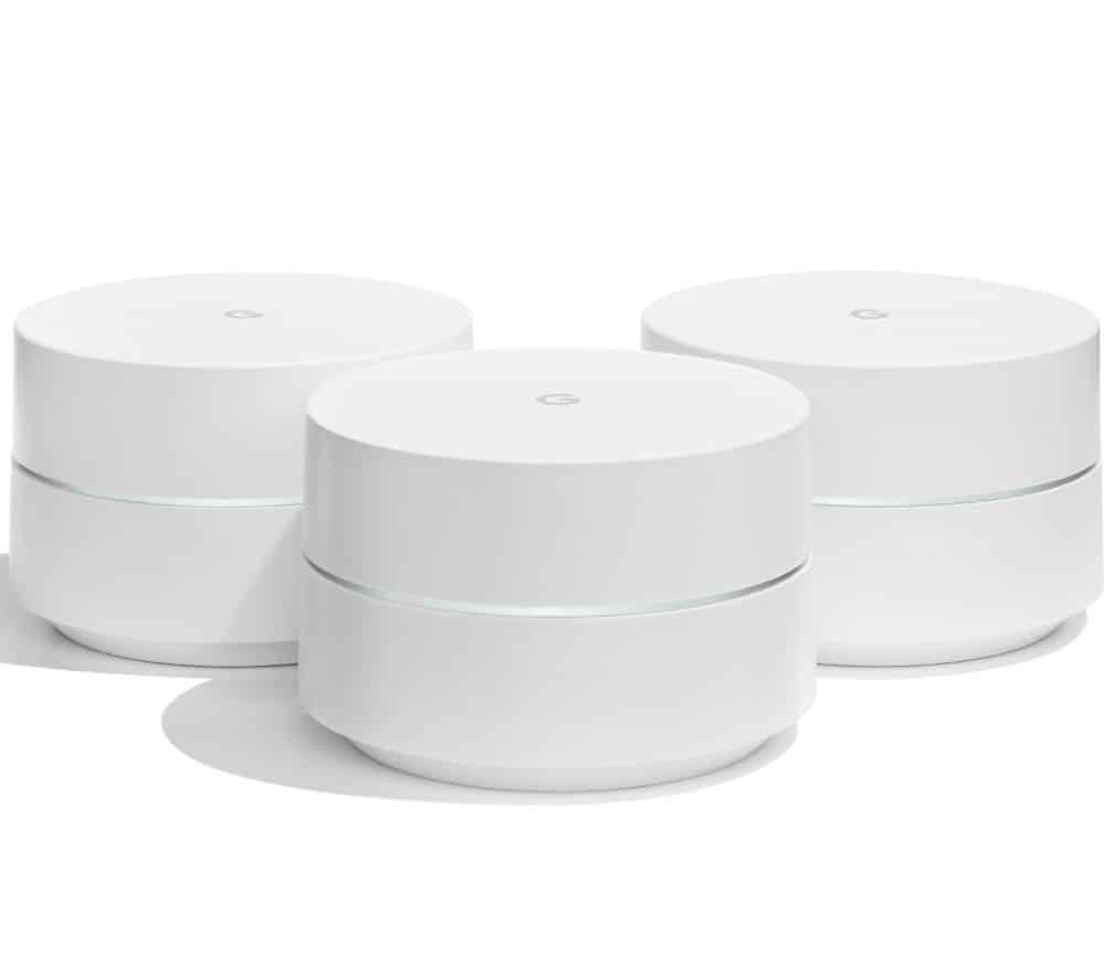 Google Wifi - Home Wifi - Wired Wifi vs Mesh Wifi