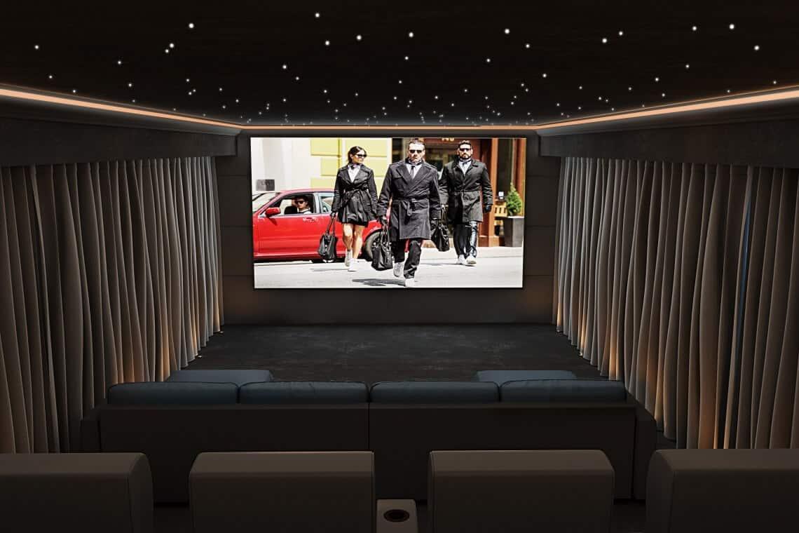 Cheshire Home Cinema Installation