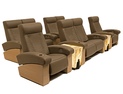 Cineak Fortuny Cinema Seating