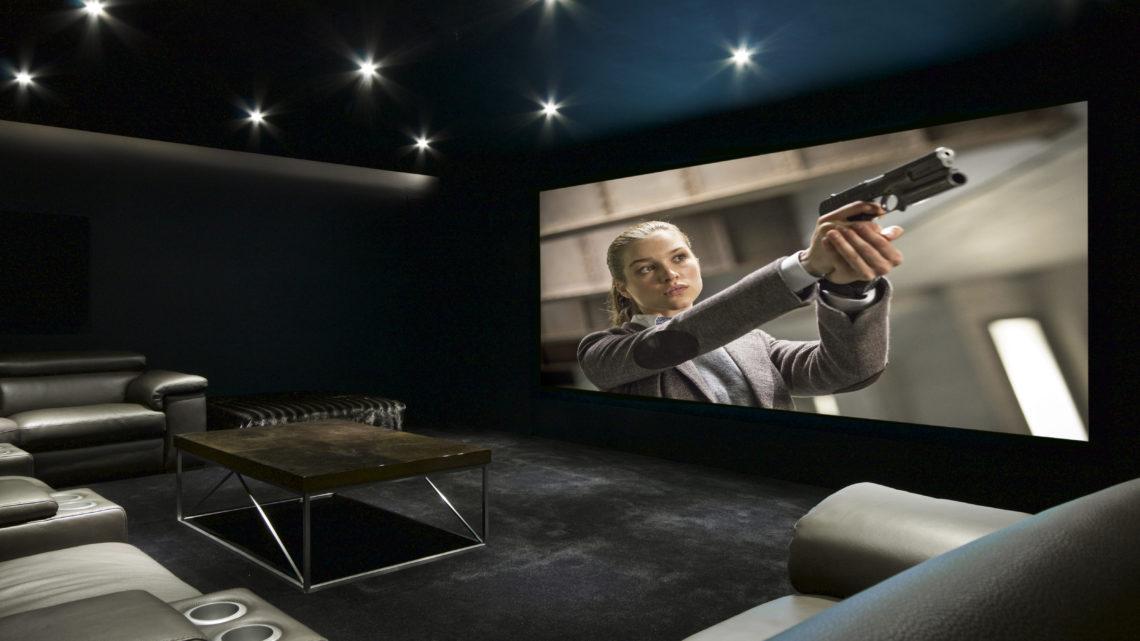 Home Cinema Installation in Derby