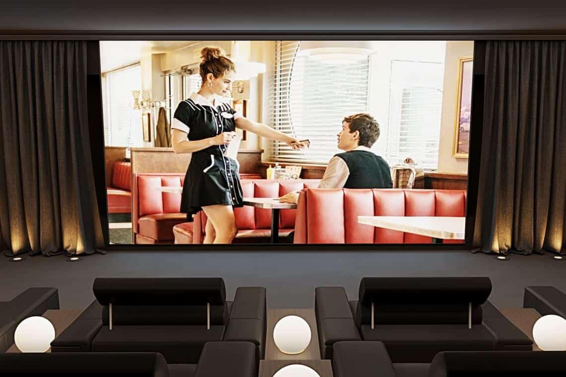 Home Cinema Room Surrey