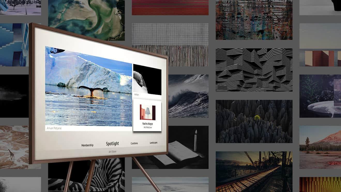 Samsung Art Gallery