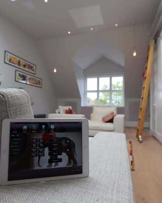 Attic Home Cinema London