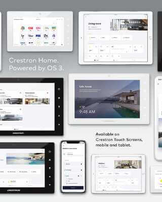 Crestron Home OS3 Devices