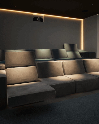 Home Cinema District One