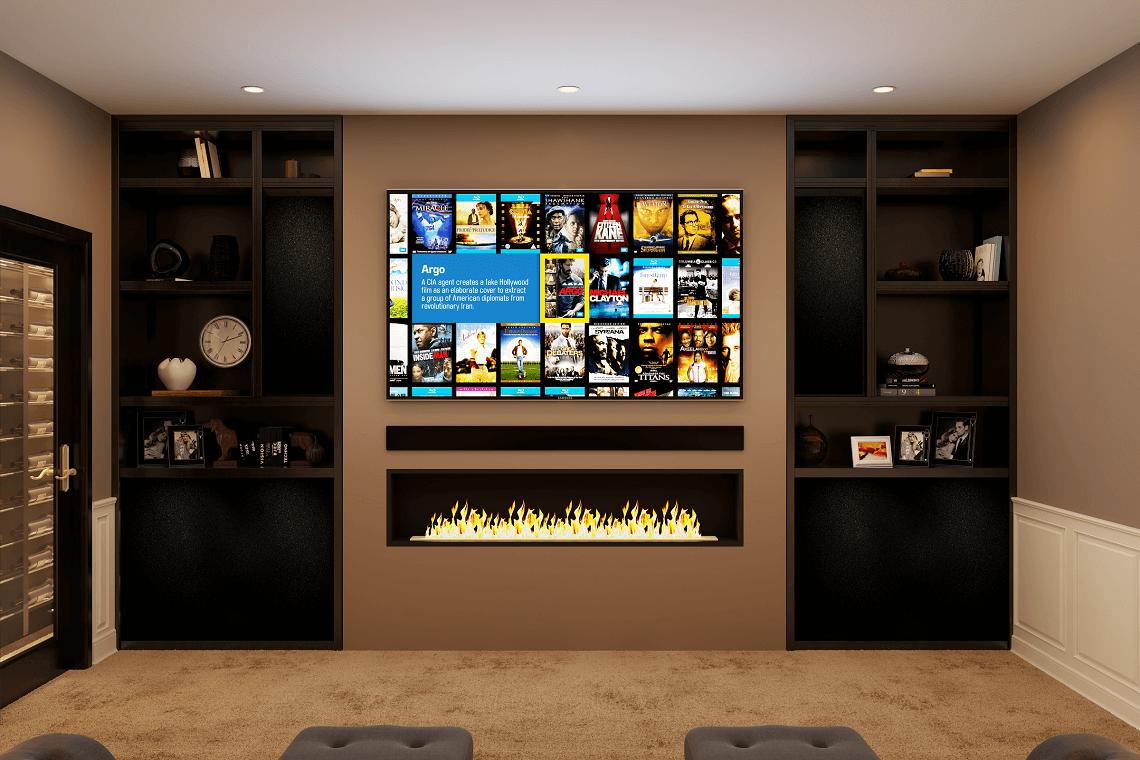 Our Top 20 Home Cinema Room Ideas Customcontrols