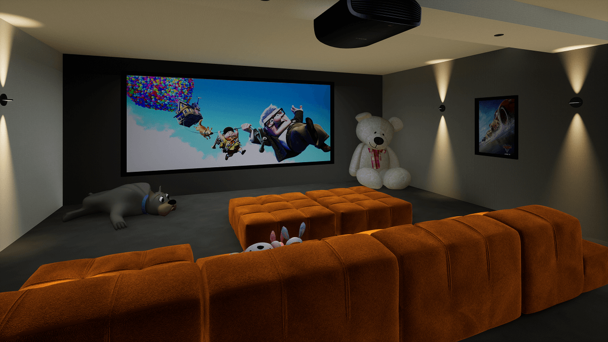 Family Movie Room, Dubai