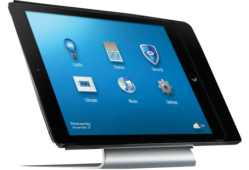 Crestron iPad Integration