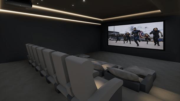 Luxury Home Cinema Abuja