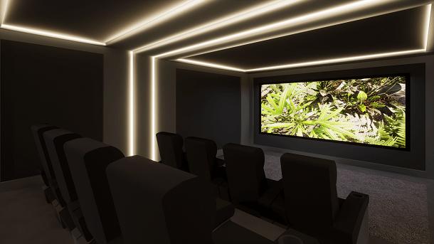 Home Cinema Room - Midlands, UK