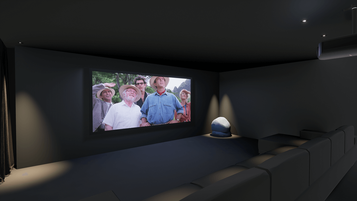 Home Cinema Room in Greater Manchester
