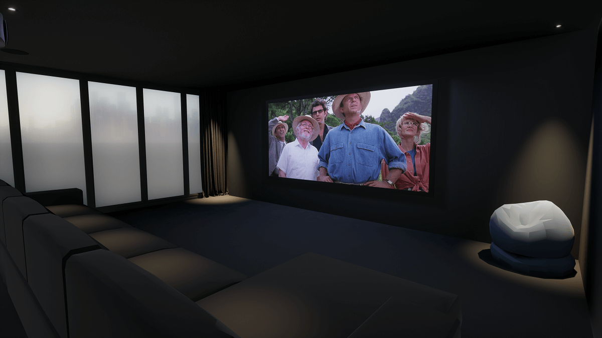 Home Cinema Room - Greater Manchester