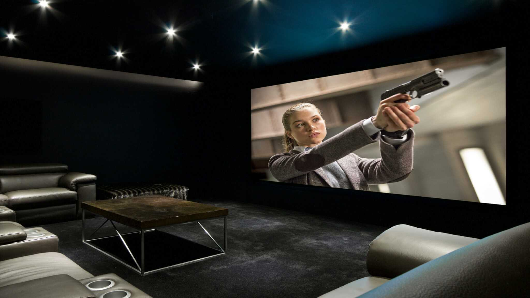 Home Cinema Room Derby