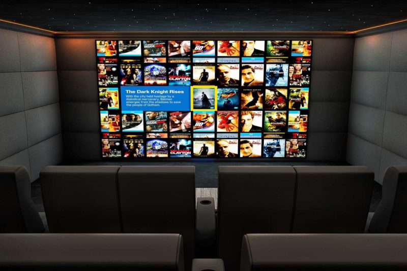 Front View 800x534 - Case Study: A Stunning Home Cinema Installation Ascot, Berkshire
