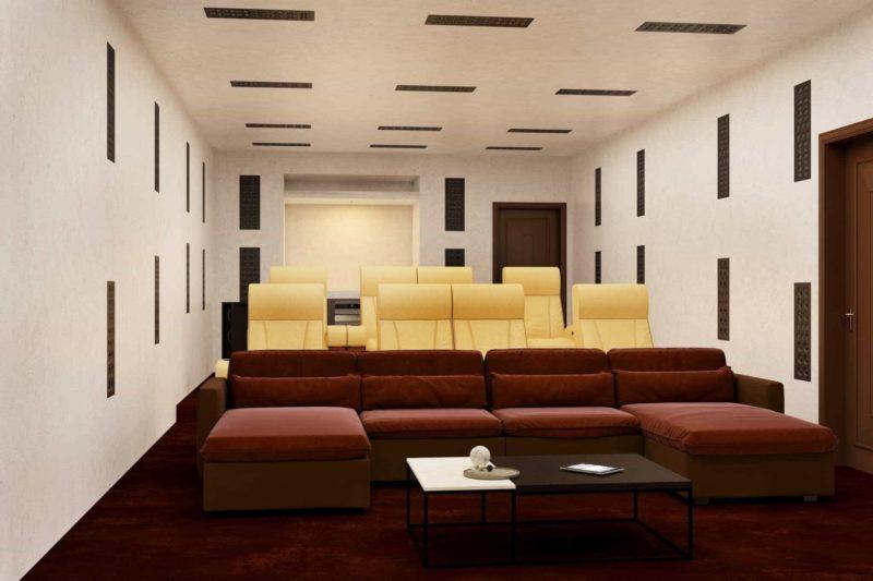 Home Cinema Design Speaker View 2 800x533 - Case Study: World Class Trinnov Home Cinema Installation Africa